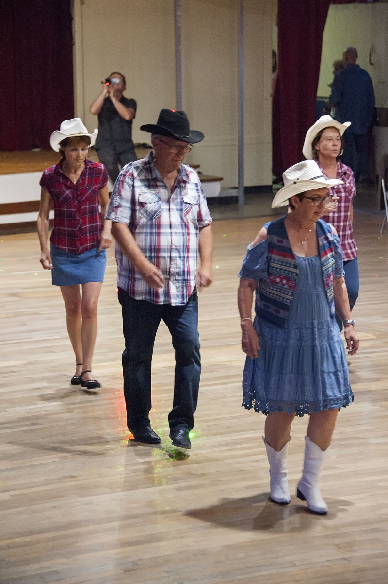Cours de danse country 77